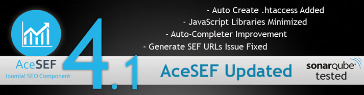 AceSEF 4.1 Released!